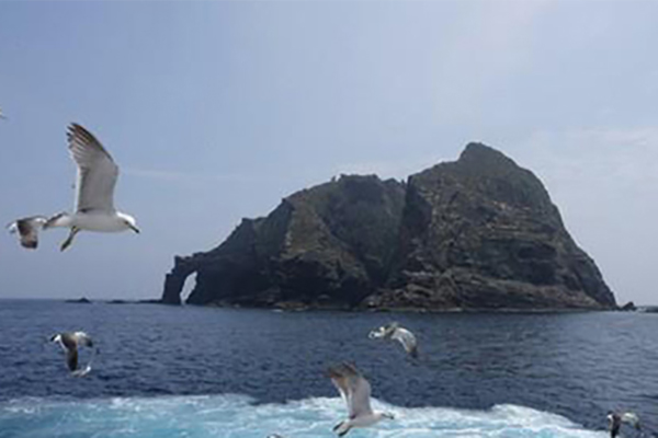 S. Korea Rejects Japan's Dokdo Claims After Airspace Intrusion