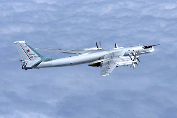 Russia Expresses Regret over Intrusion of S. Korean Airspace
