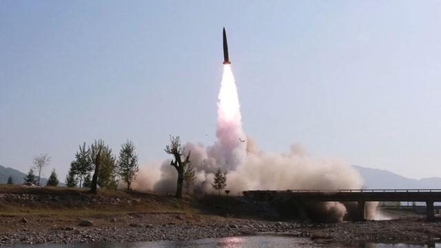 JCS: Nordkorea schießt zwei unidentifizierte Projektile ins Ostmeer