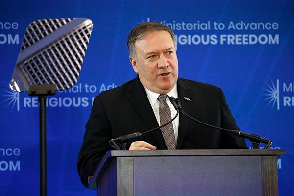 Майкл Помпео: США ожидают возобновления рабочих переговоров с КНДР через пару недель