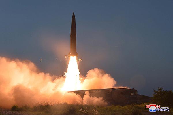JCS confirma el lanzamiento de proyectiles de Corea del Norte