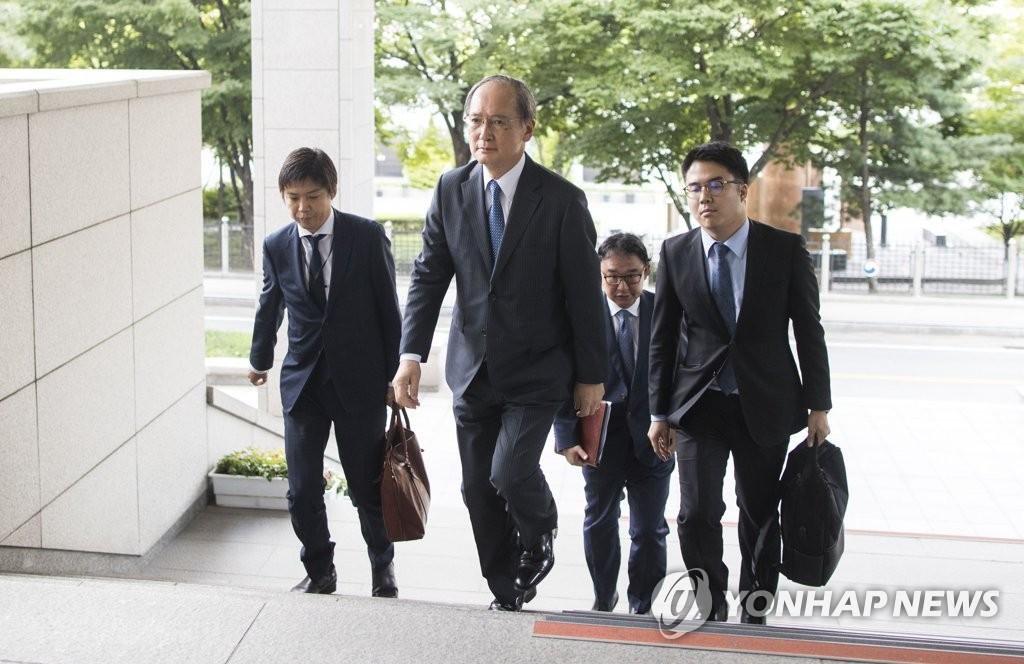 外交部第1次官 「日本をこれ以上友好国と考えない」
