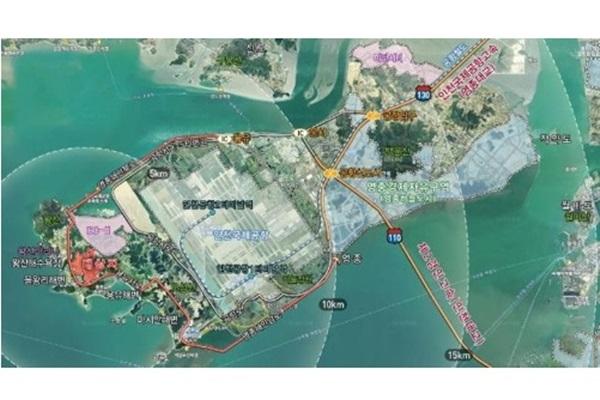 تنفيذ مشروع لبناء مجمع لمحتويات هالليو المرئية بالقرب من مطار إنتشون
