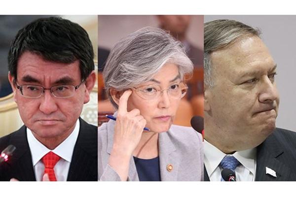 Ngoại trưởng Hàn-Mỹ-Nhật hội đàm tại Thái Lan
