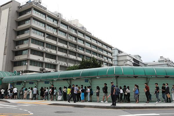 近期访北的韩国公民将不能免签访美