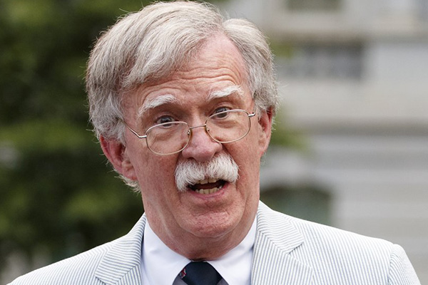 Bolton: There is 'Understanding' that N. Korea Won't Launch ICBMs