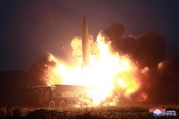 Chuyên gia Mỹ nhận định miền Bắc đã phóng tên lửa đạn đạo