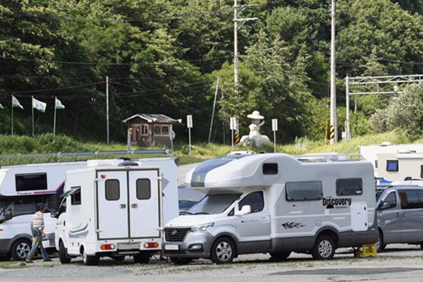 韩国大幅放宽汽车改装限制 货车等可改为露营车