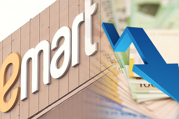 Moody's Revises Outlook on Emart to Negative from Stable