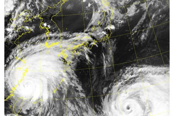 Typhoon Lekima to Hit Waters Around Jeju with High Winds, Waves