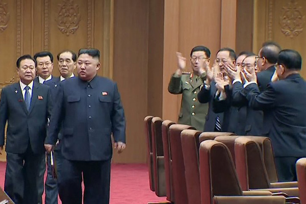 N. Korea's Rubber-Stamp Parliament to Hold Year's Second Session