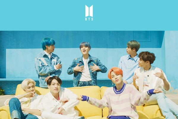 YouTube : « Boy With Luv » de BTS cumule plus de 500 millions de vues
