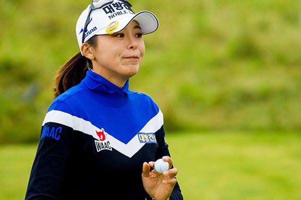 Golferin Hur Mi-jung gewinnt Ladies Scottish Open