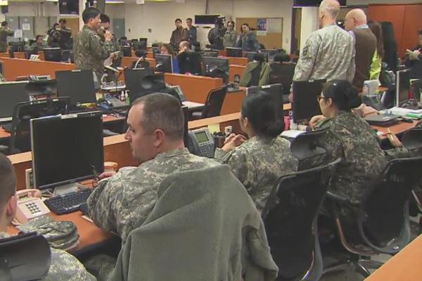 Siguen las maniobras conjuntas de las fuerzas de Corea del Sur y EEUU
