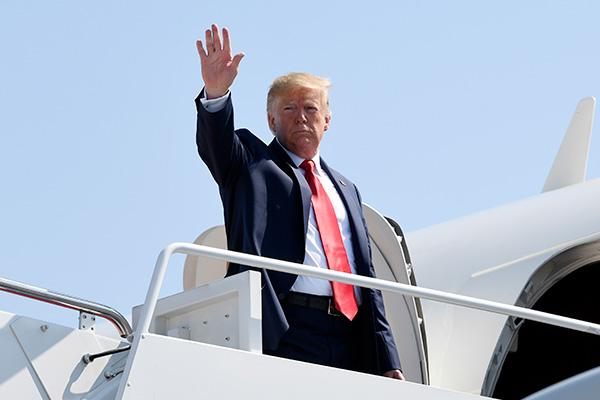 Trump se elogia a sí mismo por aumentar el coste de defensa a Seúl
