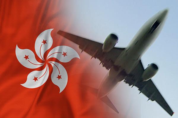 Se reanudan los vuelos a Hong Kong