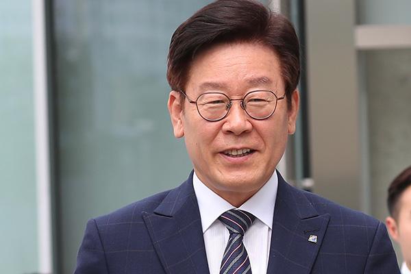 검찰, 이재명 항소심서 원심과 같은 징역 1년6월 구형
