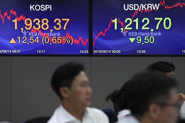 Seouls Börse kann erneut zulegen