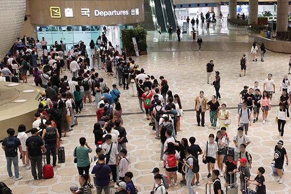 Уровень загрузки авиарейсов между РК и Японией сокращается