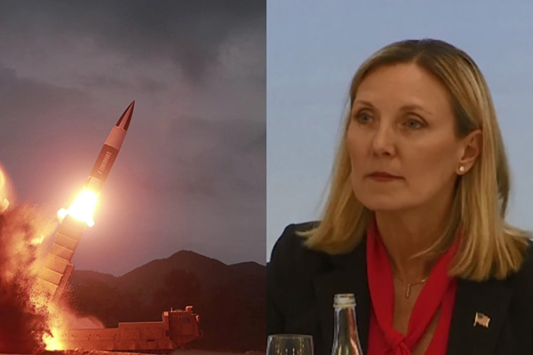 Андреа Томсон: США обеспокоены запусками ракет в КНДР