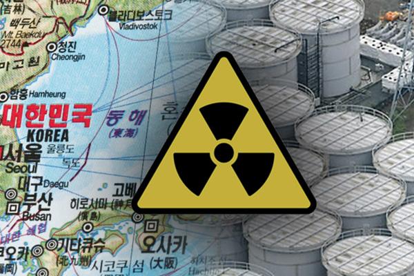 """그린피스, """"후쿠시마 방사성 오염수 방류하면 1년 안에 동해로 유입"""""""