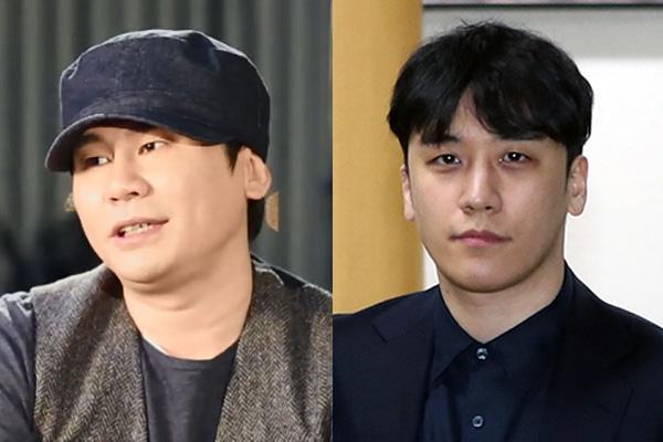 '원정도박 의혹' 양현석·승리 다음 주 경찰 소환조사