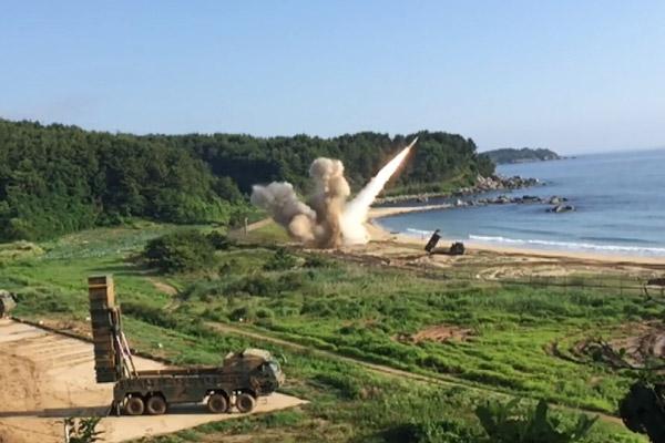 韩军将投入大规模预算加强应对北韩新型导弹威胁