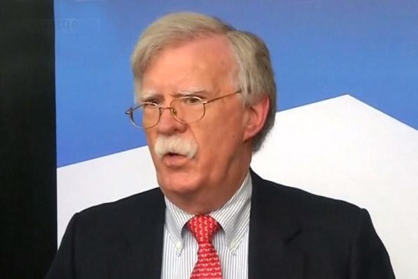 博尔顿:北韩试射短程弹道导弹违反联合国决议 威胁驻韩和驻日美军