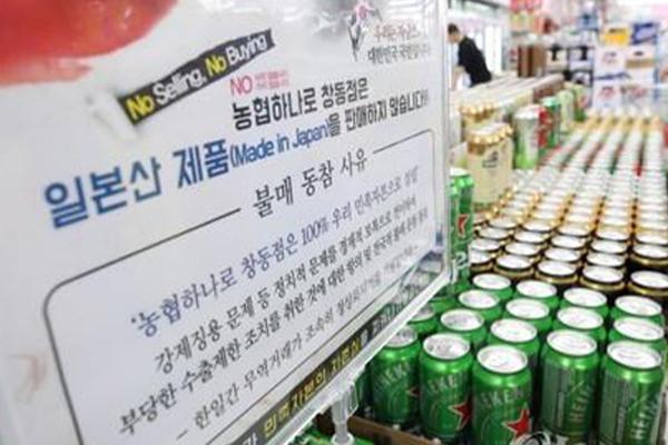 '부동의 1위' 일본 맥주의 추락…7월 수입액 벨기에·미국에 뒤진 3위