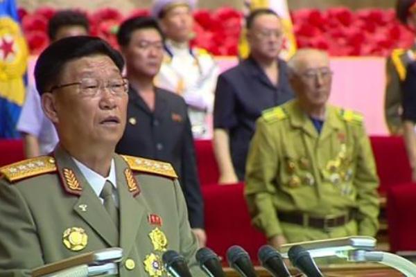 北韓軍高官が訪中 軍事分野での連携協議か