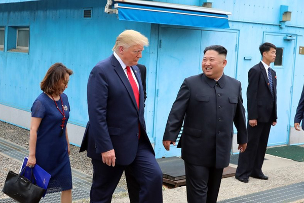 Seoul Delivers Trump's Birthday Message to Kim Jong-un