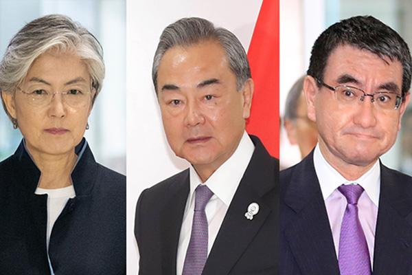 Hội đàm ngoại trưởng Hàn-Trung-Nhật diễn ra trong tuần sau