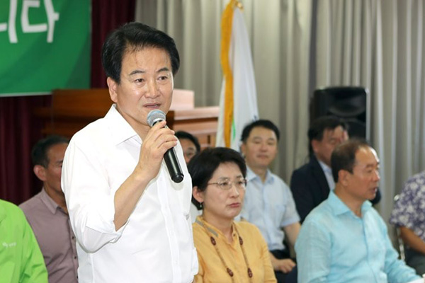 民主和平党11名议员退党 成韩国第5大党