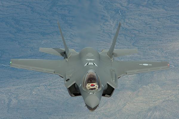 На этой неделе в РК прибудут очередные четыре истребителя F-35A