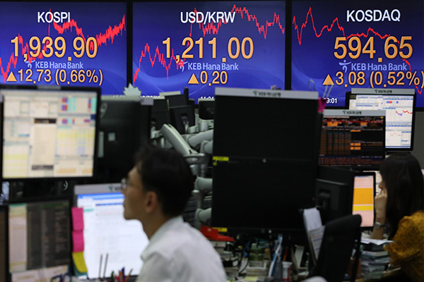 Profits of KOSPI-Listed Firms Fall at Sharpest Rate Since 2011