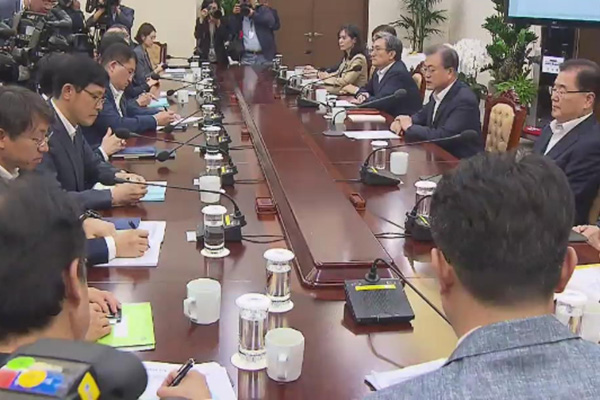 Decidirán esta semana la extensión del acuerdo de información militar Corea-Japón