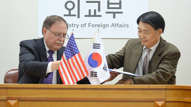 S. Korean, US Officials to Meet Ahead of Defense-Cost Sharing Negotiations