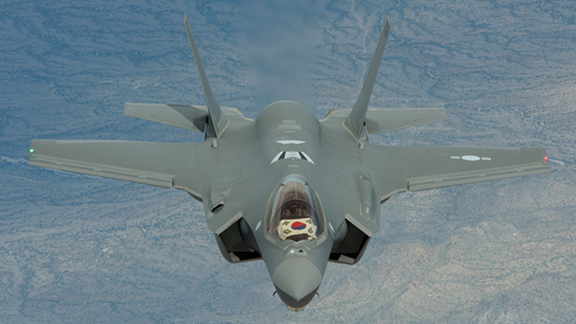 US to Deliver Four More F-35A Stealth Jets to S. Korea This Week