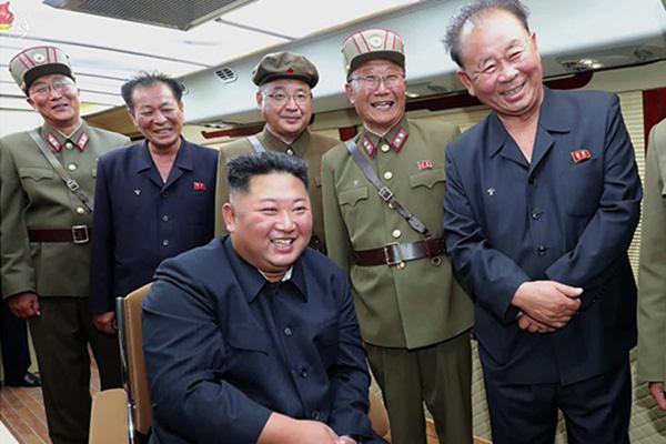 Bắc Triều Tiên biện minh cho các vụ phóng tên lửa