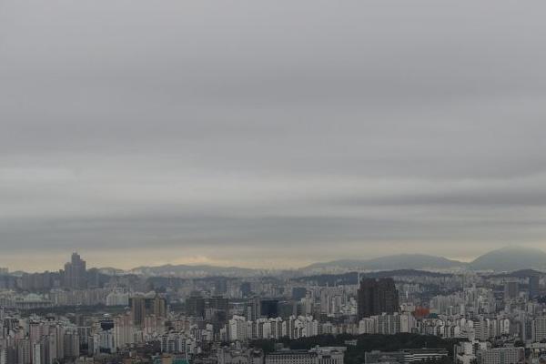 Météo : un voile nuageux recouvre l'ensemble du pays