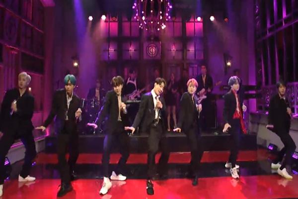 BTS nominado a cinco premios MTV