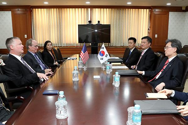 Südkoreanischer Beamter: USA-Nordkorea-Gespräche stehen anscheinend kurz bevor