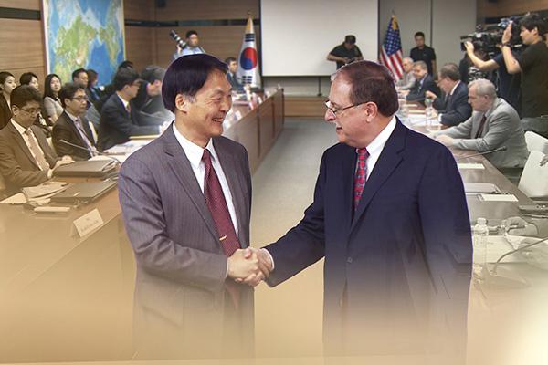 韩外交部:韩美防卫费分担谈判最早9月中旬开始