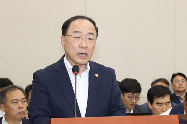 Finance Minister: 2020 Budget Likely Be 510 Trln Won or More