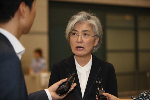وزيرة الخارجية الكورية: سيول وطوكيو تعززان الفهم المتبادل بشأن النزاعات