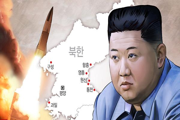 北韩:对伴随军事威胁的对话不感兴趣