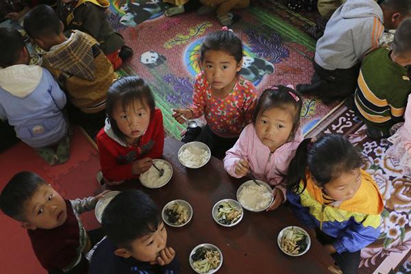 WFP: Pemberian Bantuan Pangan bagi Anak-Anak Korut Tahun Lalu Dihentikan Akibat Kekurangan Dana