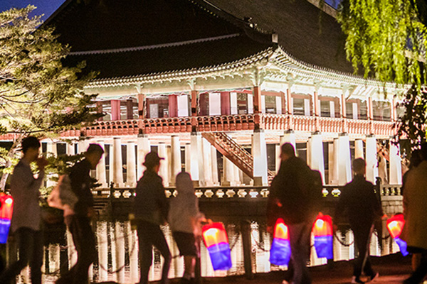 Le palais de Gyeongbok sera ouvert au public la nuit dès le 12 septembre