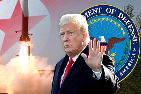 Washington hủy dự án đầu đạn kiểu mới cho tên lửa đánh chặn