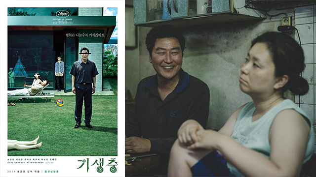 S. Korea Selects 'Parasite' As Its Oscar Contender